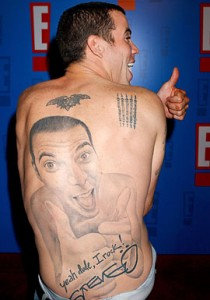Steve-O E! Entertainment Television's 2005 Summer Splash Event - Arrivals Tropicana at The Hollywood Roosevelt Hotel Hollywood, California United States August 1, 2005 Photo by Gregg DeGuire/WireImage.com To license this image (5581263), contact WireImage.com