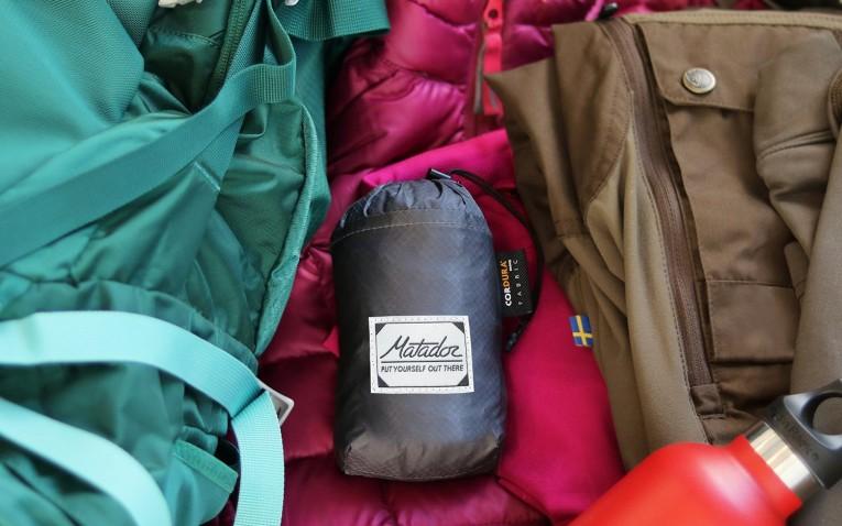 Matador FreeRain24 Waterproof Packable Daypack Backpack - DuckBoss afa4c4da56482