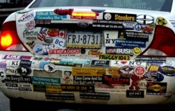 Top 100 Countdown… Bumper Stickers