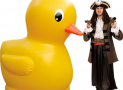 Giant Inflatable Rubber Duck