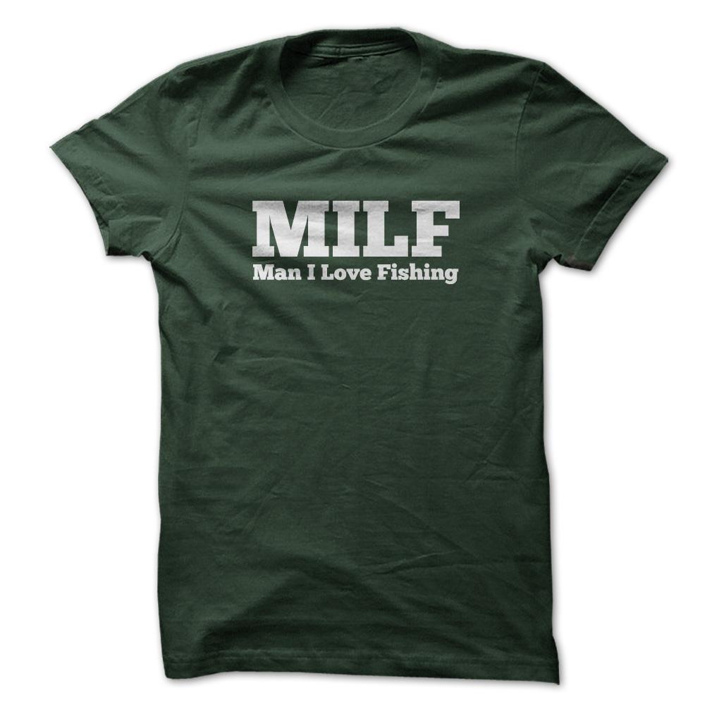Milf Man I Love Farming T Shirt Men Casual Cotton Short Sleeve Funny Mans Farm Farmer T Shirtt